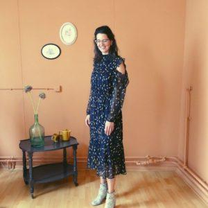 Cocouture jurk glitter